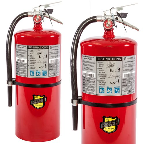 ABC Multipurpose Dry Chemical Fire Extinguishers