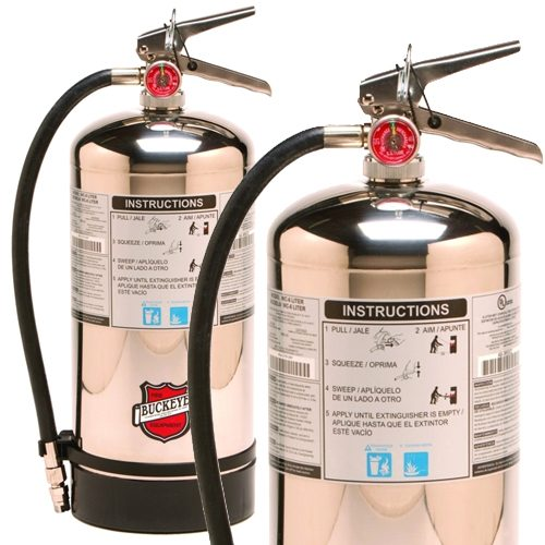 K Class Kitchen Extinguishers