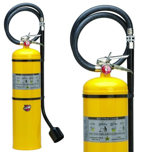Class D Extinguishers