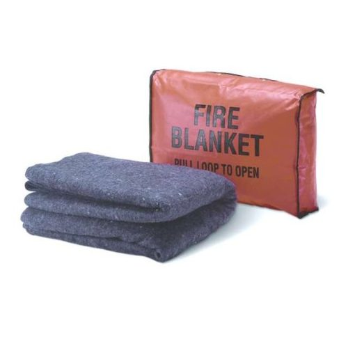 Fire Blankets & Cabinets